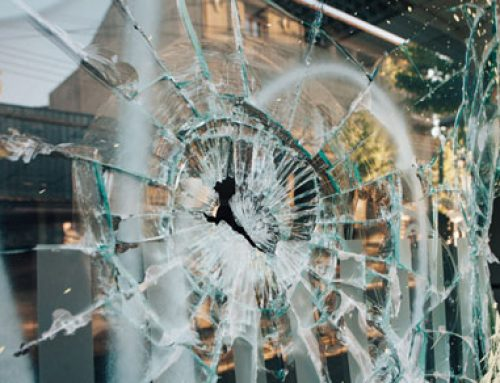 Rioting damage at your business?